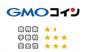 GMOコインの評価