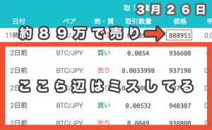 3月26日 1万円チャレンジ6
