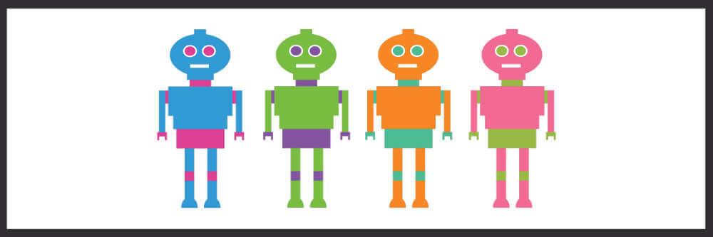 自分のコピー人間を作れ! bot 投資法のイメージ画像
