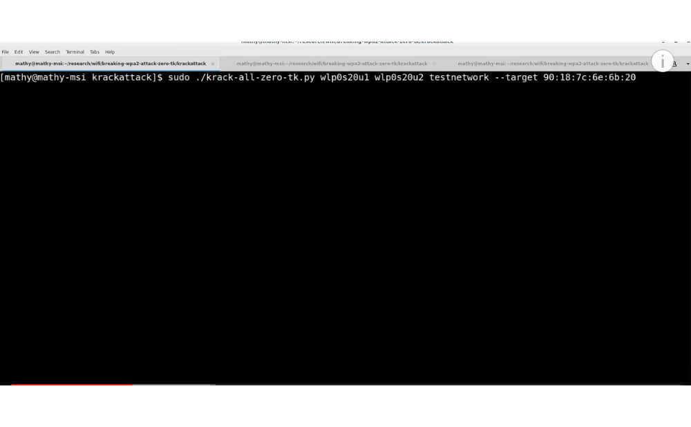 ハッキングするためのコードを解説したYoutube動画の一部始終の画像1