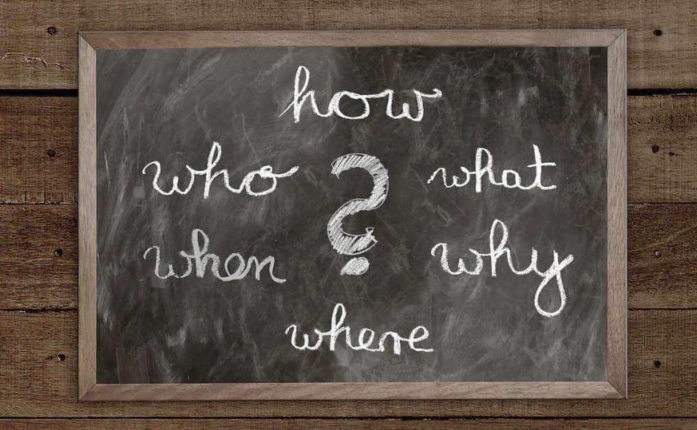 よくある疑問