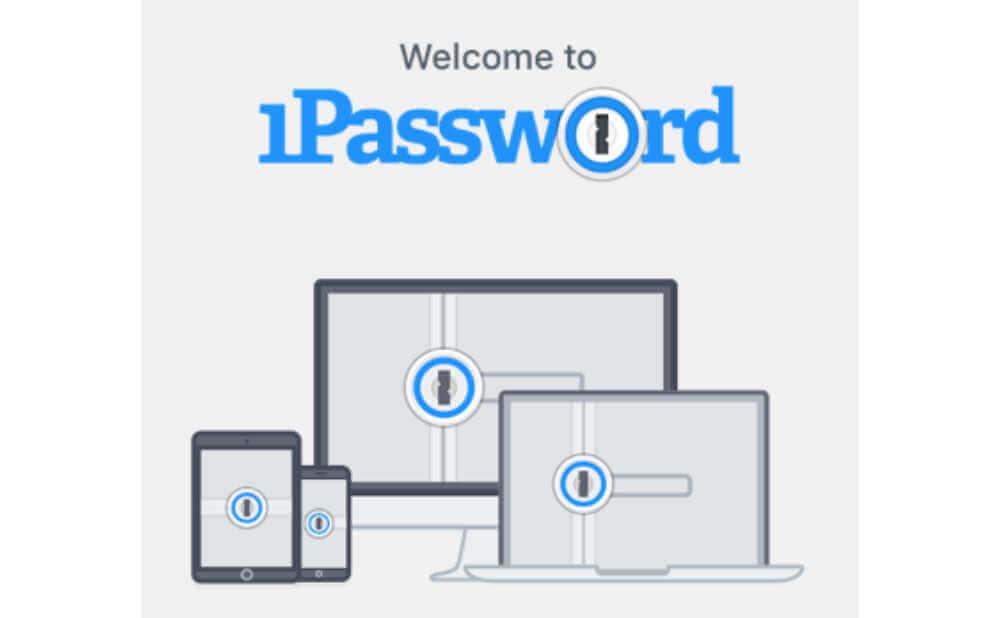 シンプル管理 1password