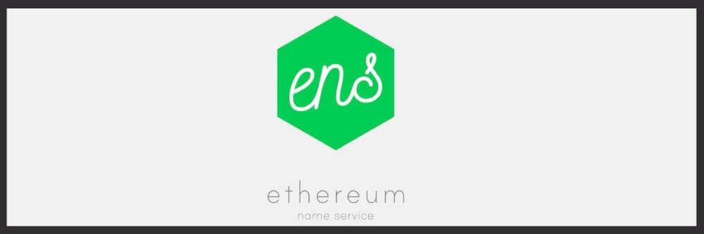 インフラ系 Ethereum Name Service