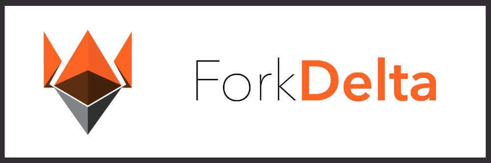 分散型取引所 ForkDelta