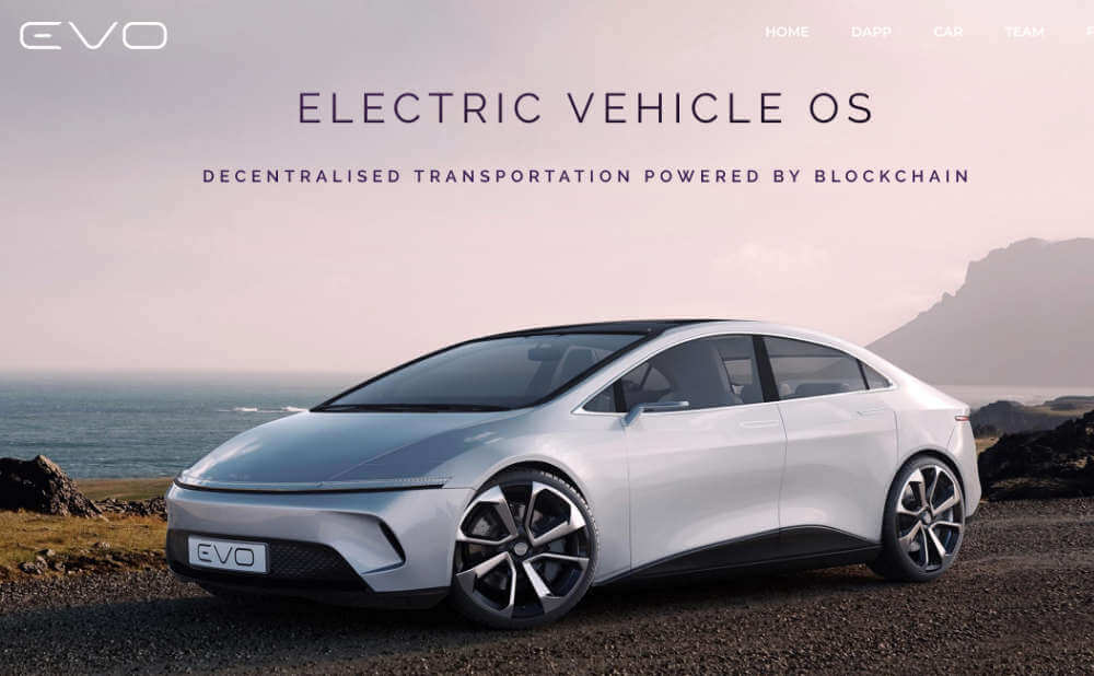 電気自動車のシェアエコノミーを加速させる EVO1