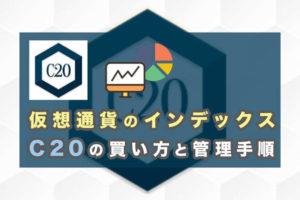 CRYPTO20の購入方法