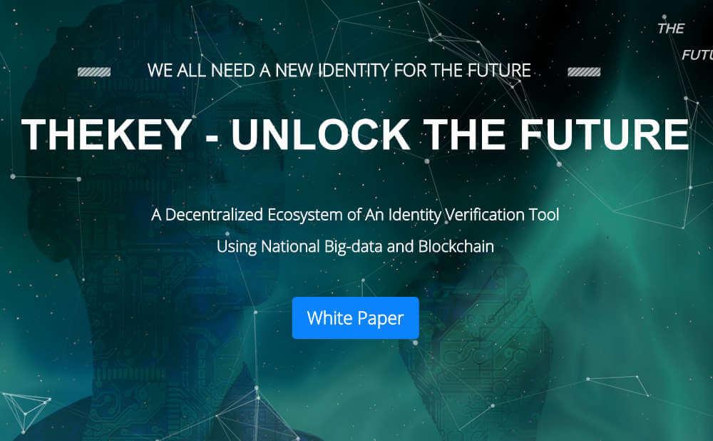 ID認証の新基準 THEKEY