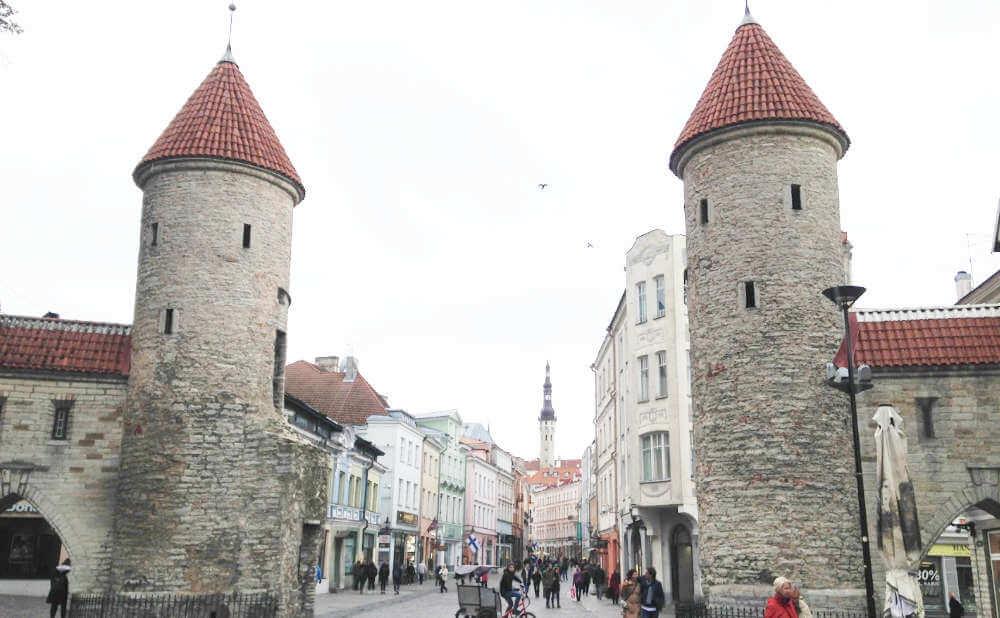 でもエストニアはモデルの割合が世界でNo1の画像
