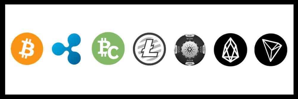 BitMEXのレバレッジ取引銘柄