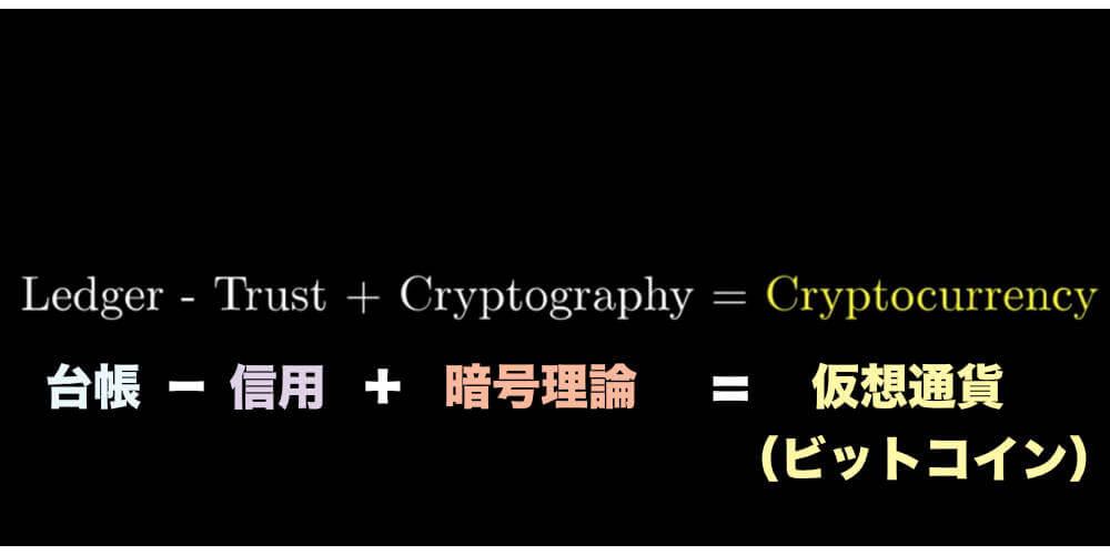 ビットコインは暗号技術の結晶の画像3