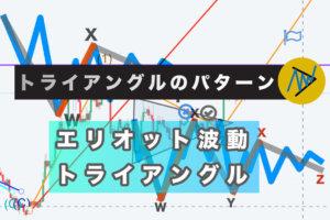 エリオット波動(ウェーブ)トライアングルパターン集 サムネイル