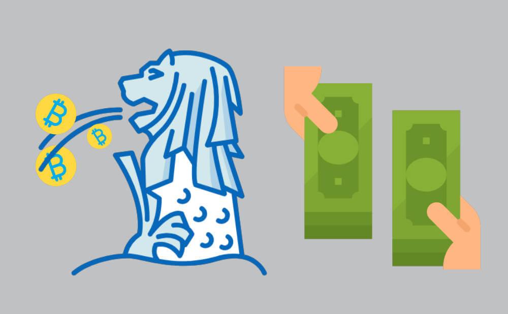 日本からシンガポールへ海外送金 まとめ画像