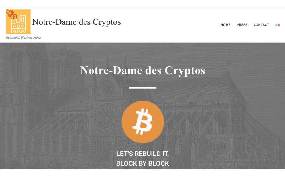 Notre-Dame des Cryptos 19万円1