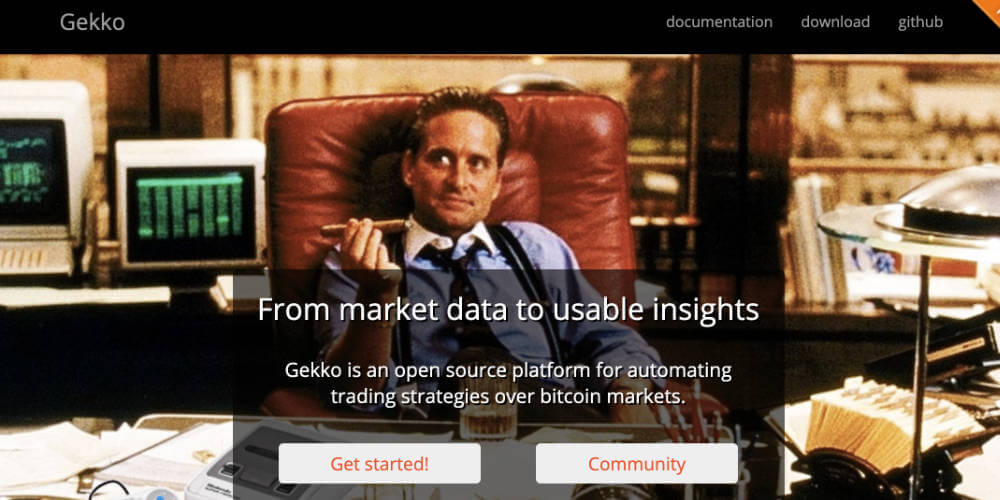 Gekkoのトップ画像 海外に絞って仮想通貨の自動売買botサービスをまとめてみた